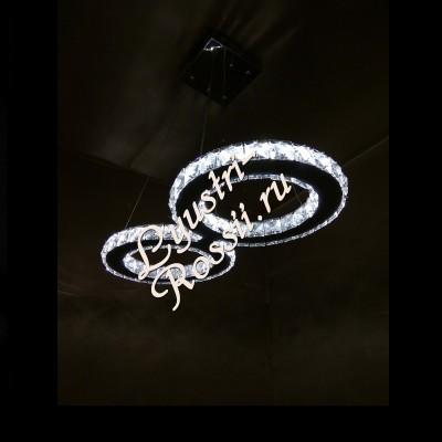 Светодиодная люстра с подвесом LED -0066