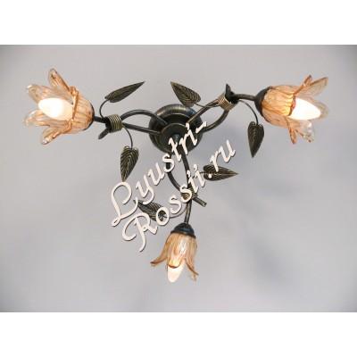 Азалия 3 лампы Медовая
