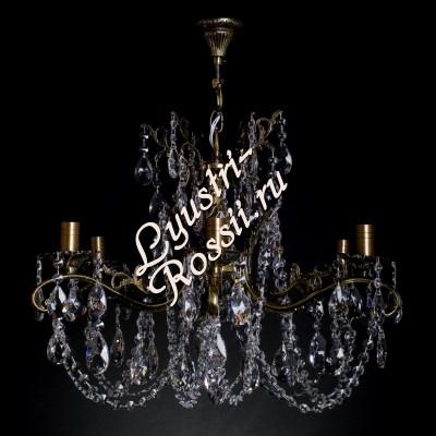 Бронза  5 ламп Журавлик