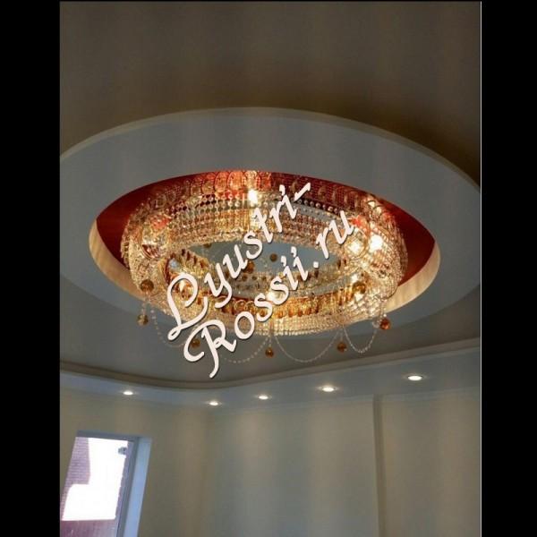 Кольцо Блин 8- 12- 36 ламп цветное №2