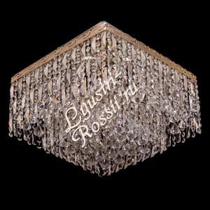 Квадрат Пластина 5 ламп