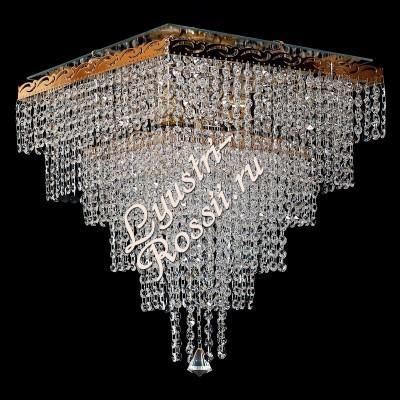Квадрат Бета 5 ламп с зеркалом