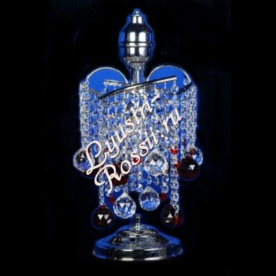 Настольная лампа Виноград Шары Цветные (40)