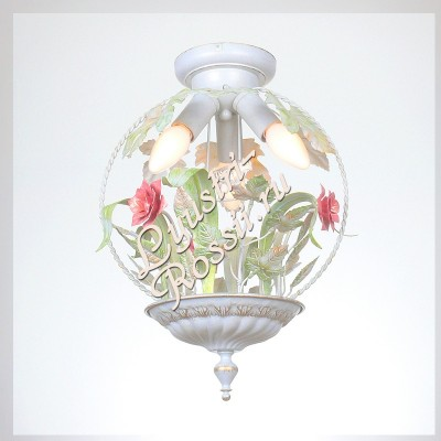 Люстра Серия Эдем 3 лампы