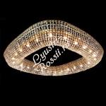 Хрустальные люстры с кристаллами ASFUOR в наличии и под заказ