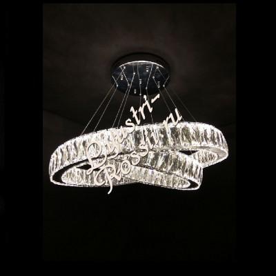 Светодиодная люстра с подвесом LED-0057