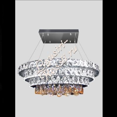 Светодиодная хрустальная люстра LED-0072