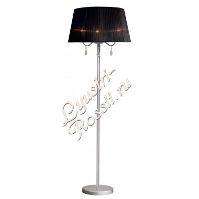 Торшер Арнеджио,3 лампы черный