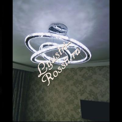 Светодиодная люстра в интерьере LED -0053