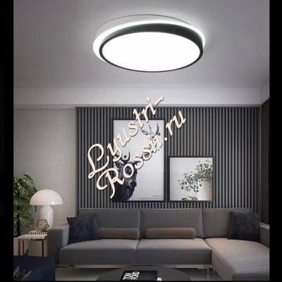 Светодиодная люстра в интерьере LED - 0026