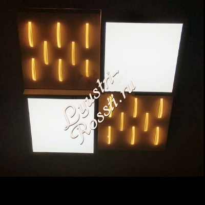 Светодиодная люстра LED - 00279