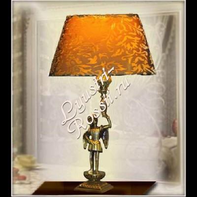 Настольная лампа Бронза 1 лампа