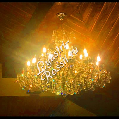 Бронза 8-12-18 ламп Богиня Шары