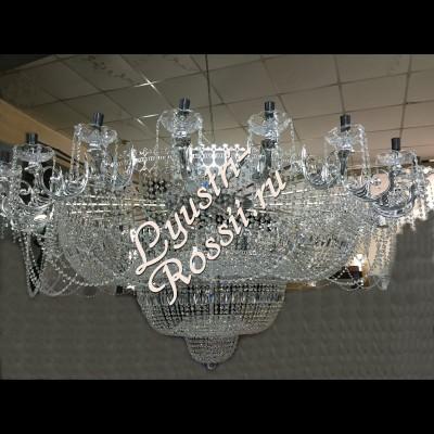 Водопад Свеча 48 ламп D-2000 с подвесом